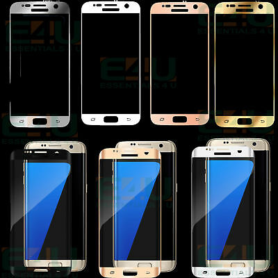 3D FULL COVER Tempered Glass 9H Hardness Screen Protector for Samsung Galaxy S7