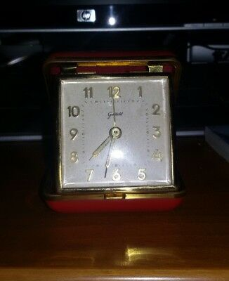 Orologio sveglia West Germany Vintage 1900