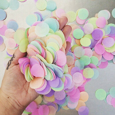 Wholesale Colorful Confetti Flame Retardant Paper Wedding Party Balloon Decor