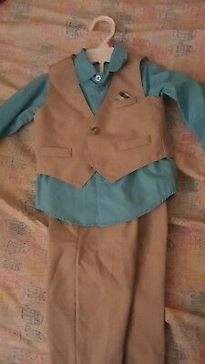 Baby boy formal suit size 12 months
