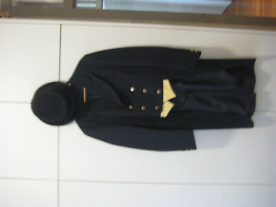 Dressage tail coat and Top hat