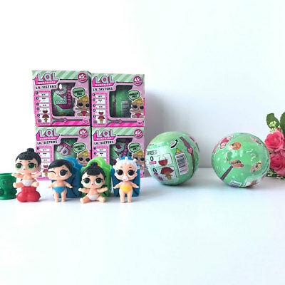 LOL SURPRISE DOLL 7 Layers Series L.O.L Ball Egg Xmas For Kids Children Toy Gift