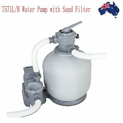 Onga Sand Filter And Viron P280 Pool Pump Aud Picclick Au