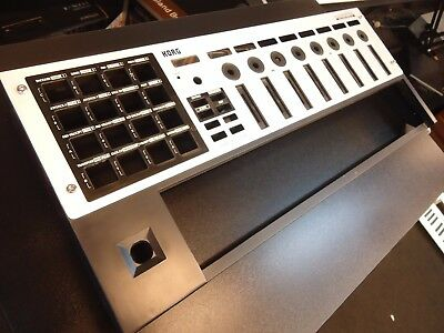 Korg Microkontrol Usb/midi Controller Body Chassis Housing Top Cover Spare Part