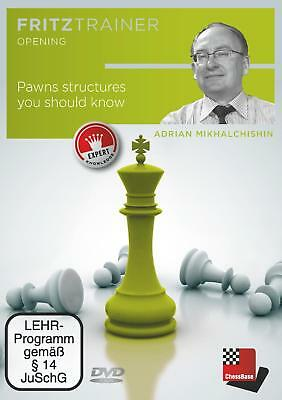 Mikhalchishin, Adrian: Pawn structures you should know