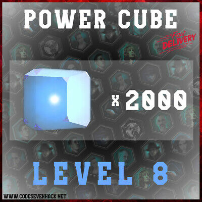 Ingress L8 Power Cube 2000 Pcs Ready To Drop