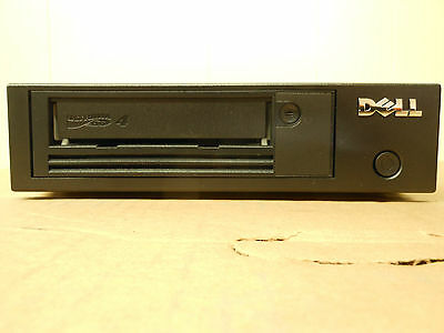Dell CSEH 001 Ultrium LTO 4 800/1600GB External Dual SAS Tape Drive USED