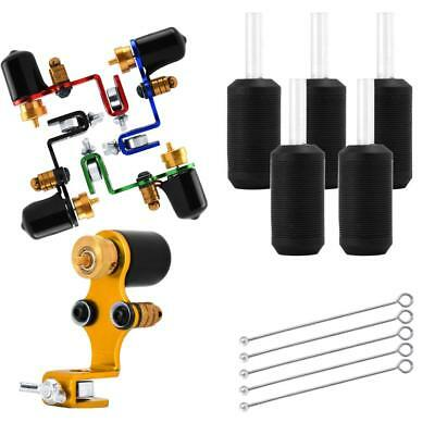15pcs Pro Alloy Rotary Motor Body Art Tattoo Machine Gun Liner Shader Set
