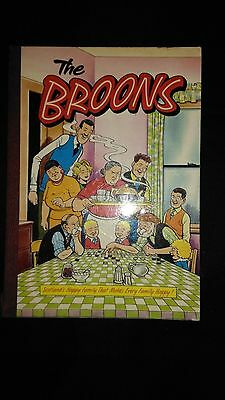 The Broons Vintage Comic Family Paperback Annual (1991)