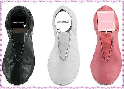 Leather Gymnastic training dance shoes - Dancing shoes Training shoes, Athletic-