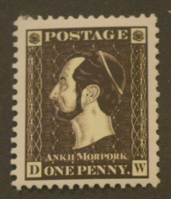 Discworld stamp 2004 Penny Patrician