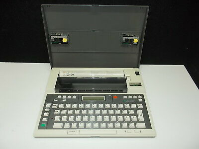 Brother EP-20, 1983, Typewriter, incl. 2x ribbon cassettes,  #K-31-3