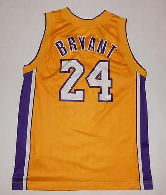 BASKETBALL SHIRT NBA CHAMPION LOS ANGELES LAKERS - BRYANT #24 Jersey Trikot