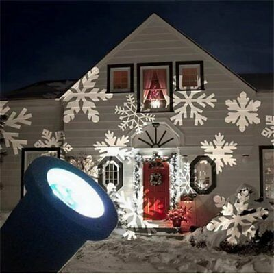 Outdoor Projection Lighting Kit Light Show Lazer Christmas Holiday Laser Lights