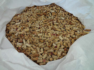 300 WINE CORKS variety brands - USED - FREE shipping via USPS Priority Mail