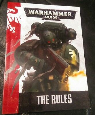 warhammer 40k the rules 2014 small paperback