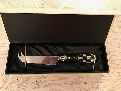 Mackenzie Childs  Cheese Knife  Nib Retail $48.00