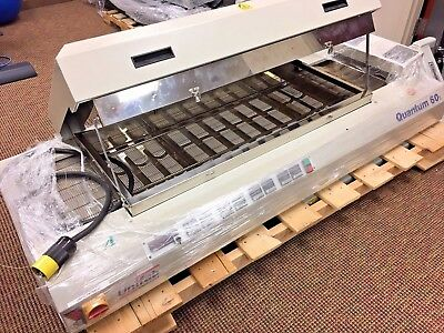 UNIFAB Electronics SMT Reflow Oven  4 Zone Model Q60s **As-Is** Great buy!!