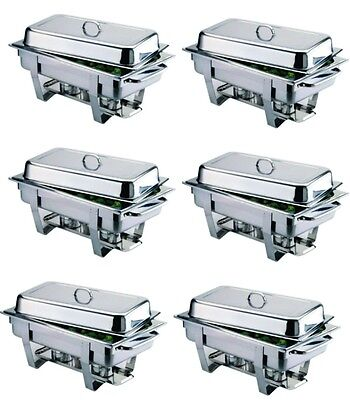 Hire your Chafing dishes for just £7.50 each
