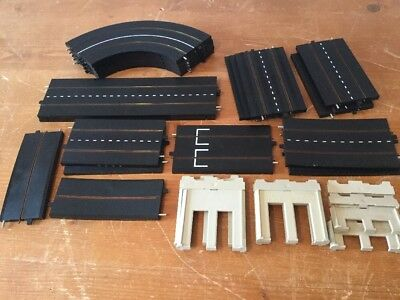 TRIANG Minic Motorway X19 Refurbish Track Near Mint With Pier Set