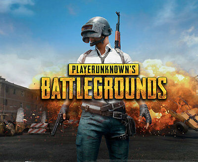PLAYERUNKNOWN'S BATTLEGROUNDS Region-Free (New Steam account) for PC