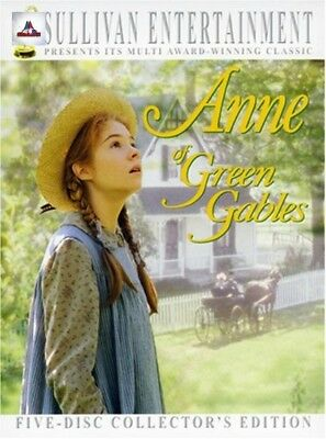 Anne of Green Gables *Collection Edition* Dvd 5disc Set NEW ORIGINAL 2008