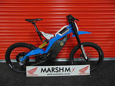 Bultaco BRINCO R Off Road Electric Mountain Bike 40mph Max-Nil Deposit Finance