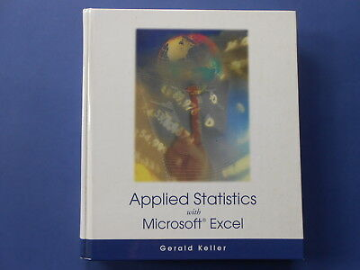 ## ## Applied Statistics With Microsoft Excel - Gerald Keller - Includes Cd