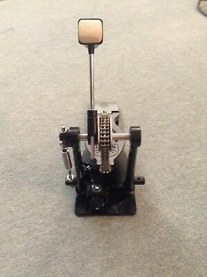 Natal Pro Series Single Bass Drum Pedal, Fast Cam, Chain Drive.