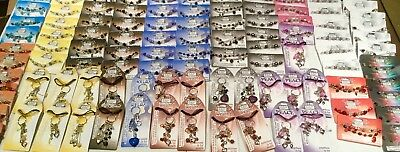 Job Lot Wholesale Impluse Buy Gemstone Jewellery With A Message Bin1019