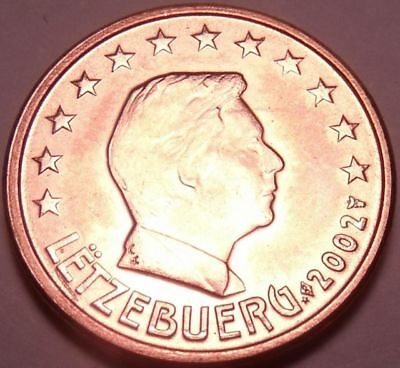 Luxembourg 50 Euro Cent coins