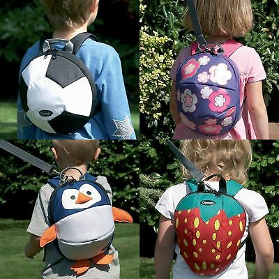 Clippasafe Backpack Harness Rein Lead Toddler Child Safety Daysack