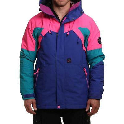 e362fee74704 O NEILL SKI OVERALL Snow Suit Snowboard Suit BLAU 89 Out of Control ...