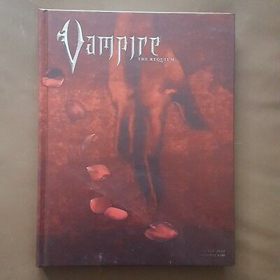 World of Darkness - Vampire the Requiem core rule book