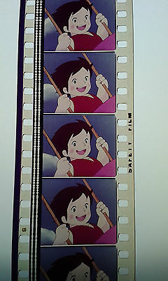 35mm HEIDI 3 FEATURE FILM/MOVIE/PELLICOLA/FLAT/TRAILER/TEASER/BANDE ANIME アニメ