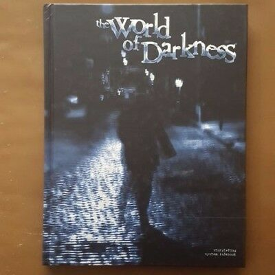 World of Darkness - The World of Darkness core rule book
