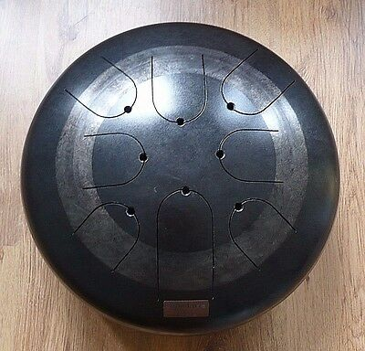 B.IRON CROSS Drum Phobos 40cm Schlegel handpan tankdrum Tongue drum Slit drum