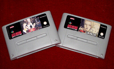 *Authentic* Super Nintendo SNES Game Cartridge Shell & Label Only CHRONO TRIGGER