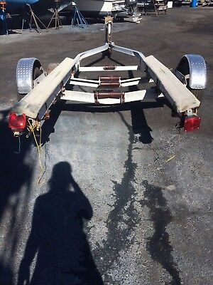 Boat Trailer 23' Galvanized