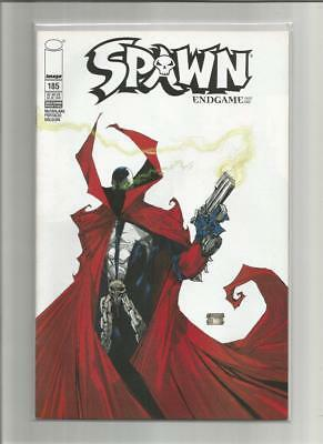Spawn #185 Second Print Variant Macfarlane Cover Image Comics with Free Shipping