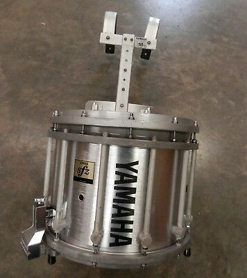 Yamaha SFZ Model MS9114U High Tension Marching Snare w/Carrier Included! NORESV!