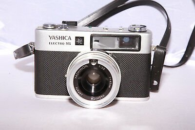 Rare Yashica Electro M5 Camera - Fully Tested & Working - Ships from Canada!