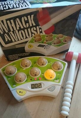 Whack a Mouse Electronic Game By Bits and Pieces (Whack a Mole)