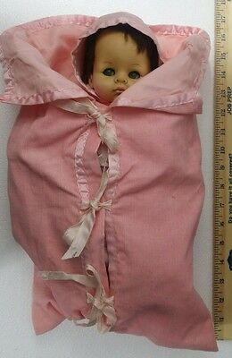 "Madame Alexander Pussy Catt Doll 17"" Cries 1965"