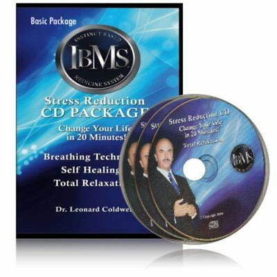 Dr. Leonard Coldwell Stress Reduction CD Package