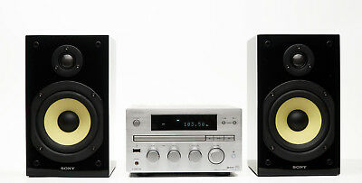 Sony CMT-G1ip micro Hi-Fi System CD MP3 USB für Apple mit FB