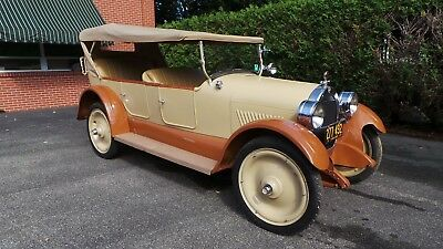 1923 Oldsmobile Model 47 Sport Light Phaeton 1923 Oldsmobile Model 47 Sport Light Phaeton