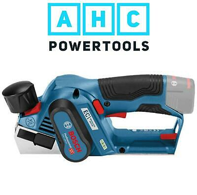 Bosch GHO 12V-20 Brushless Cordless Compact Planer 56mm - Body Only