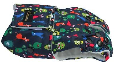 Adjustable Male Dog Waterproof Fabric Nappy Diaper I Urine Incontinence