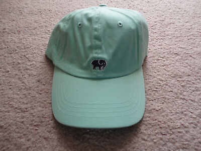 Ivory Ella Mint Green Baseball Hat